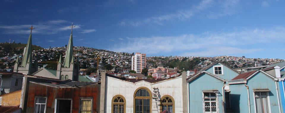 Trails of Santiago
